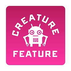 Creature Feature Logo