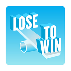 Lose to Win Logo