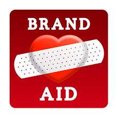 Brand Aid Logo