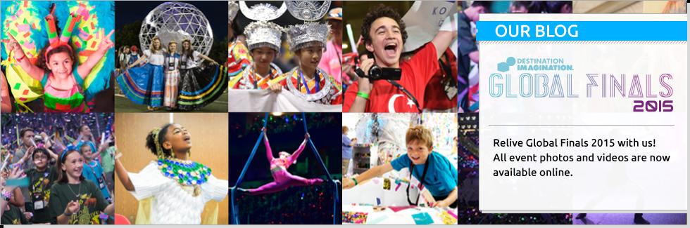 Relive Global Finals 2015